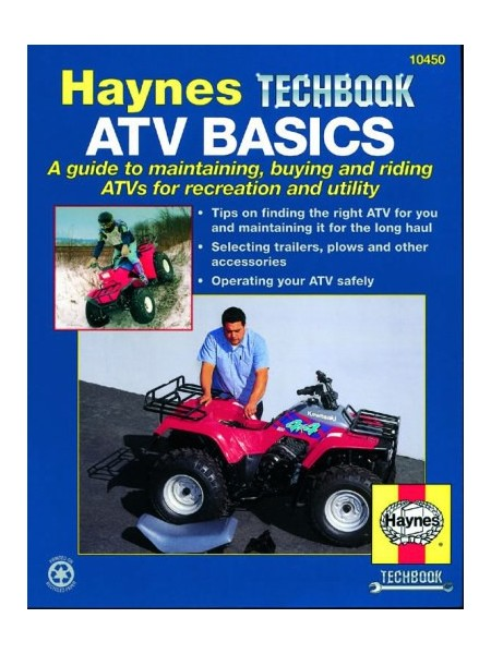 ATV (QUAD) BASICS - OWNERS WORKSHOP MANUAL