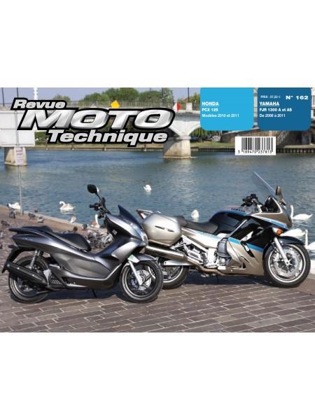 RMT162 HONDA PCX125 (10-11) / YAMAHA FJR 1300A (06-11)
