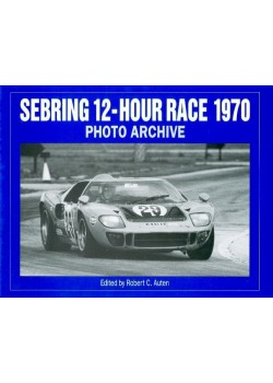 SEBRING 12 HOUR 1970 PHOTO ARCHIVE