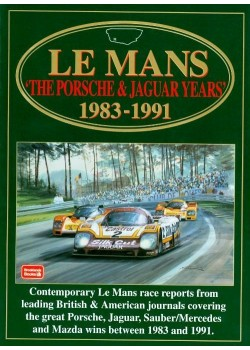 LE MANS THE PORSCHE & JAGUAR YEARS 1983 91