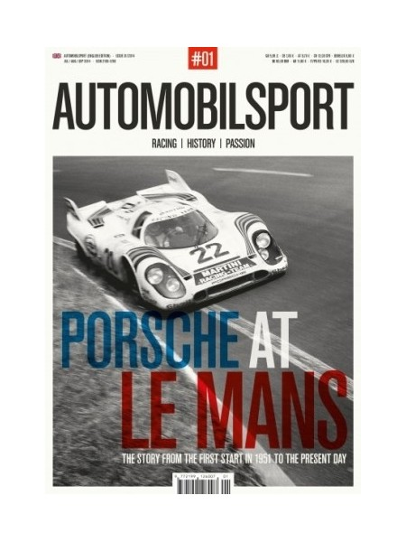AUTOMOBILSPORT N°1