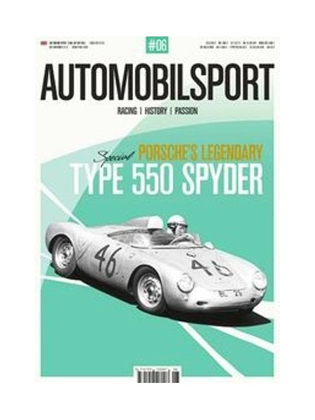 AUTOMOBILSPORT N°6