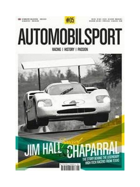 AUTOMOBILSPORT N°5