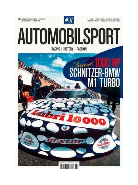 AUTOMOBILSPORT N°7
