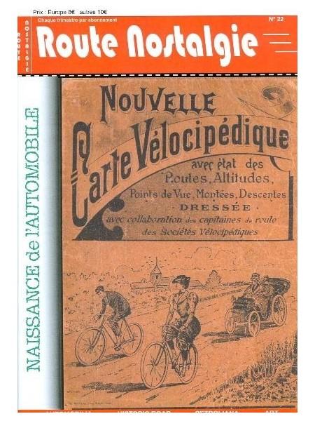 ROUTE NOSTALGIE N°22